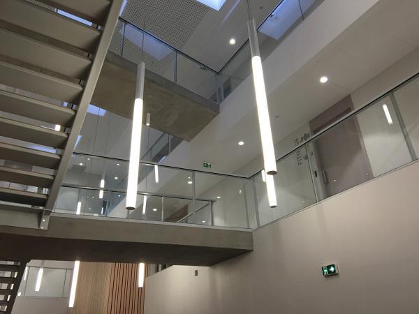 Escalier aluminium