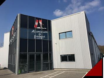 Locaux Aluminium de Bretagne
